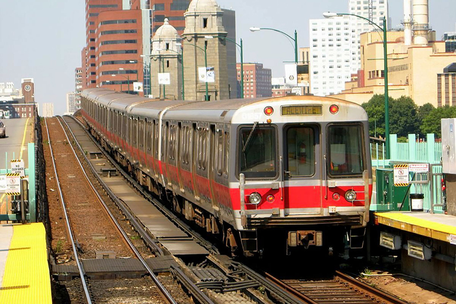 MBTA Announces Weekend Closures on Red, Green, Orange Lines
