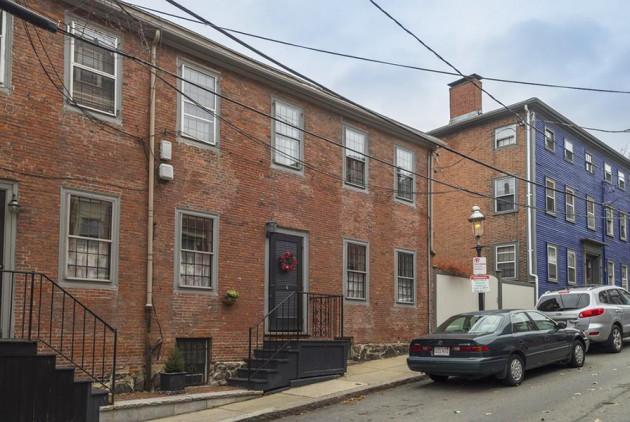 On the Market: A Brick Duplex in Charlestown
