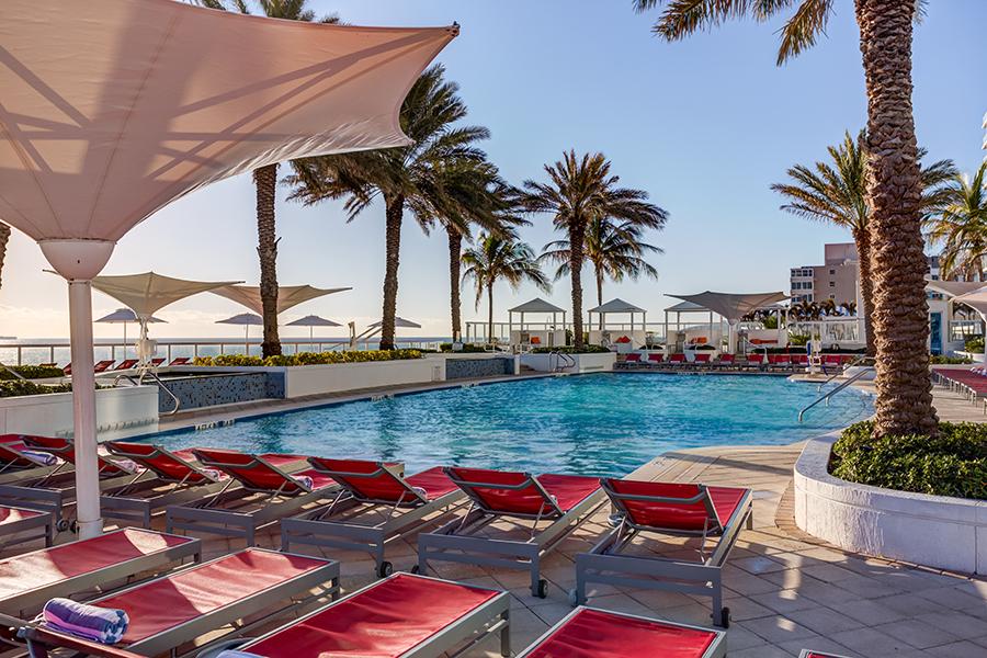 Travel deal a gender reveal getaway package boston magazine for Hilton fort lauderdale beach resort wedding