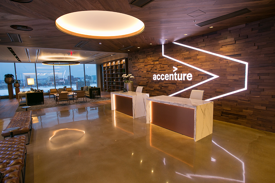 Accenture to add 400 new technology jobs in boston for Innovation consulting firms nyc