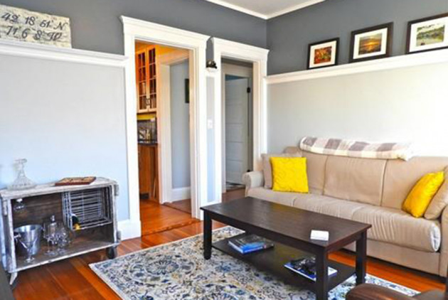 Five Three-Bedroom Apartments for $2,400 or Less Per Month