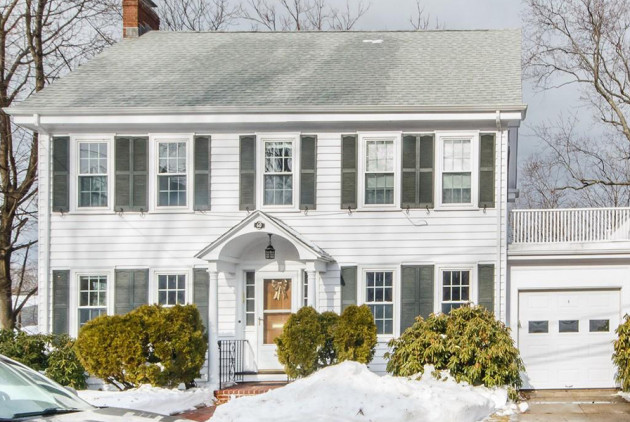 On the Market: A Stately Single-Family in Brighton
