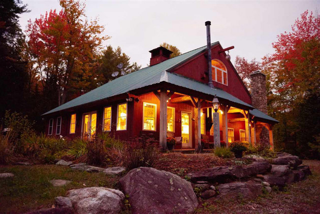 On the Market: A Cozy Cabin in the Mountains