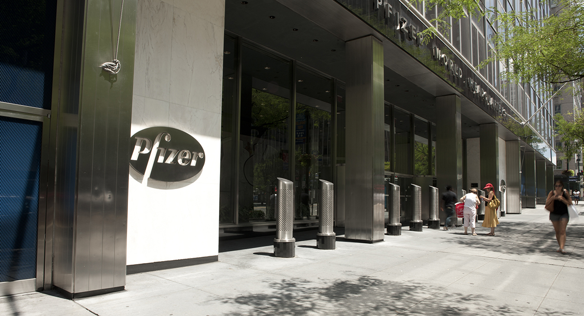 Pfizer Announces End to Search for New Alzheimer's Treatments