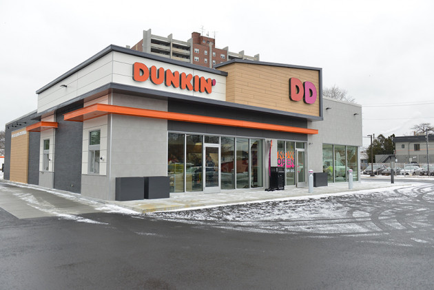 Dunkin' Donuts Is Giving Us the Future that Nobody Wants