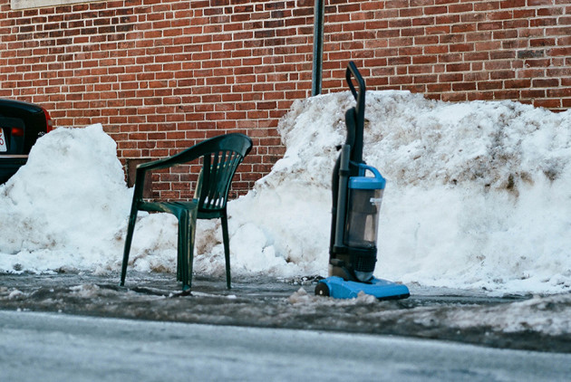 Marty Walsh Threatened to End the Space Saver Rule in Boston
