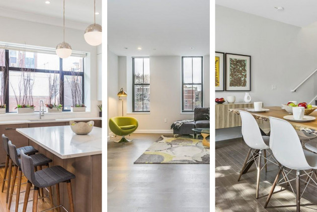 Five Sparkling Condos to Tour This Weekend