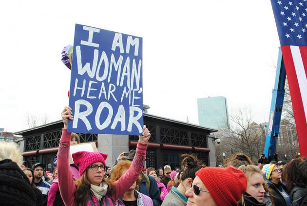 Activists Prepare for Second Women's March in Cambridge and Boston