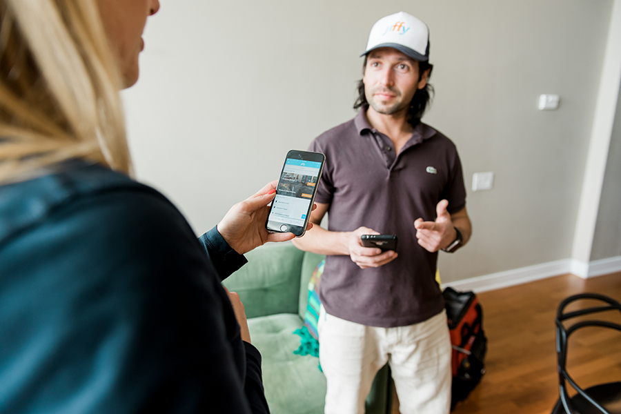 Home Repair App Jiffy Just Launched in Boston