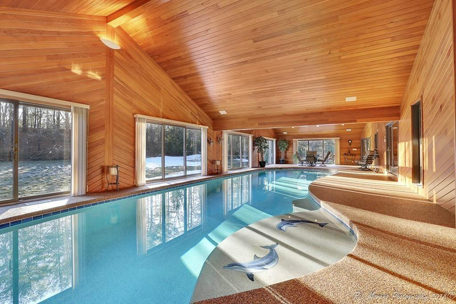 five homes for sale with indoor pools rh bostonmagazine com houses with indoor pools in maryland houses with indoor pools uk