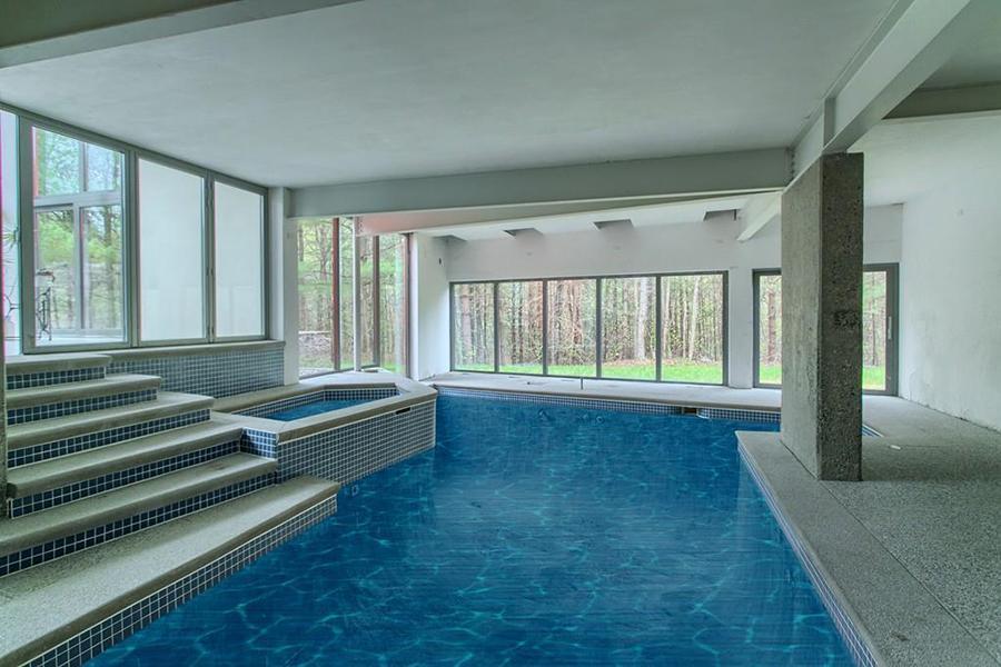 Indoor pool keller  Five Homes for Sale with Indoor Pools – Boston Magazine
