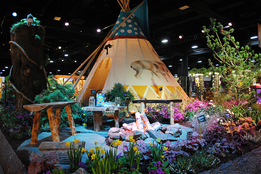 The Boston Flower Garden Show Is The Ultimate Escape From The Snow