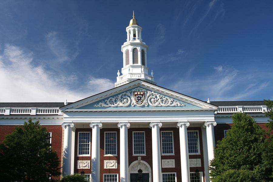 Harvard Business School Grads Earn Third-Highest Starting