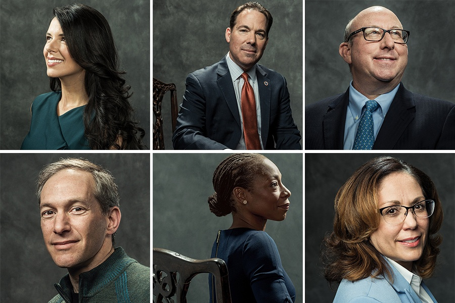 Power 2018: The 100 Most Influential People in Boston