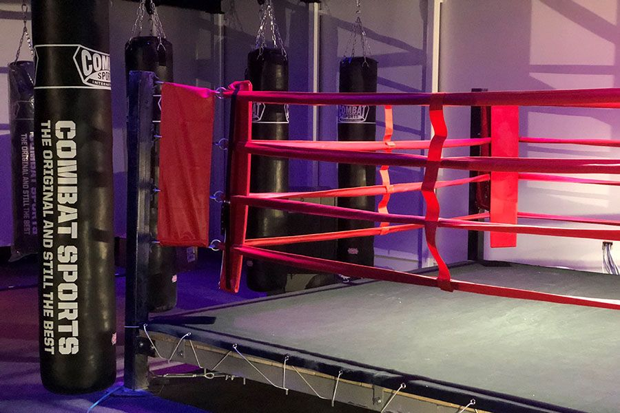New boxing studio opening in the north end this may