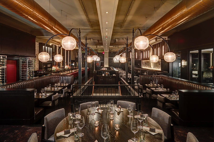Boston Chops Opens A Steakhouse In Downtown Crossing