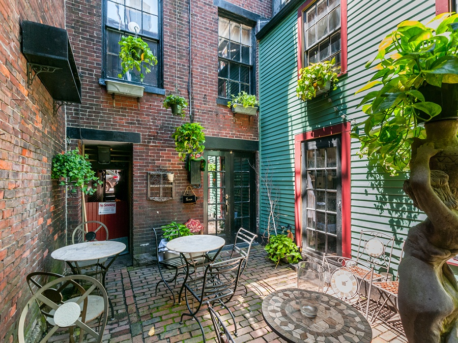 Romantic Beacon Hill Restaurant The Hungry I Is For Sale