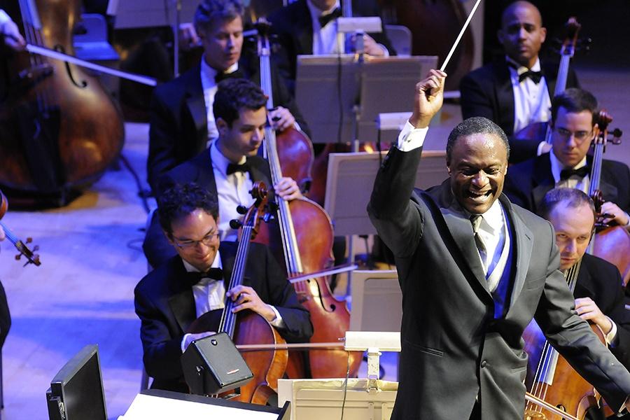 I Love My Job: Boston Pops Conductor Thomas Wilkins