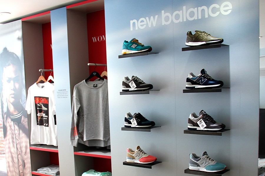 9b32831ed0ac4 New Balance and Concepts Collaborate on a Cambridge Pop-Up Shop