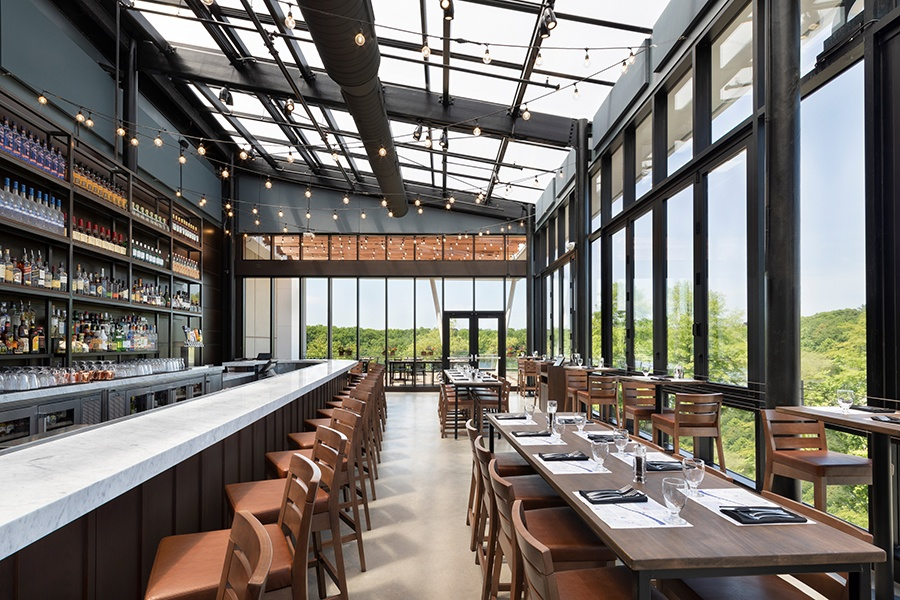 Legal Sea Foods Has a New Waterfront Home in Chestnut Hill