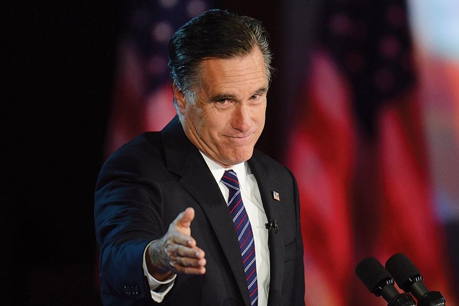Senator Looks To Ease Burden For >> What S Behind Mitt Romney S Run For Senator In Utah