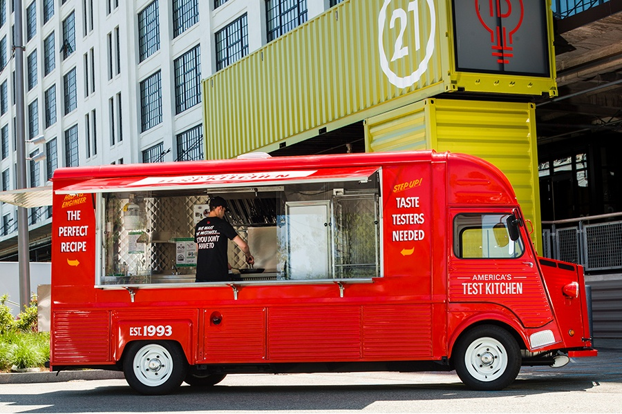 Prime Americas Test Kitchen Is Rolling Out Its Food Truck Next Week Home Interior And Landscaping Oversignezvosmurscom