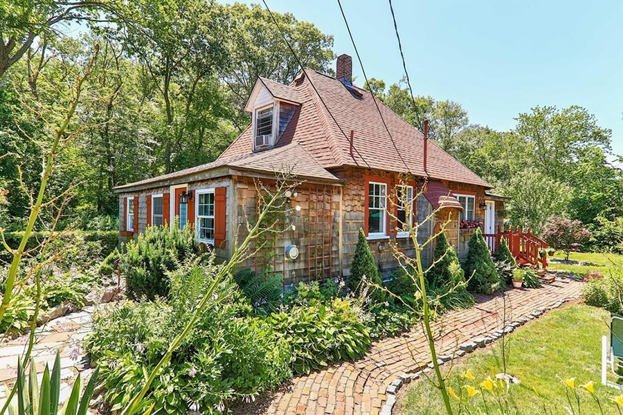 On The Market A French Country Cottage In Dedham