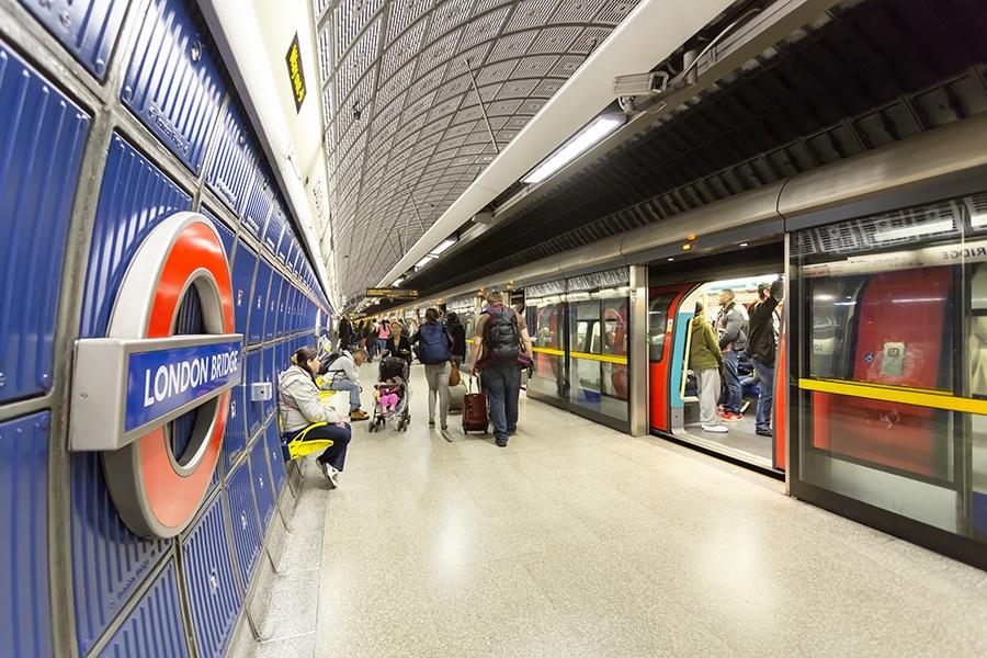 MBTA May Add Barriers on Platforms to Streamline Boarding