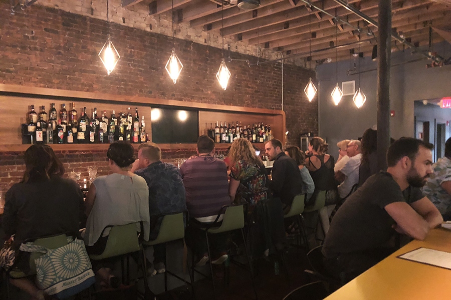 Retro Style Cocktail Bar Idle Hour Opens This Week In Quincy