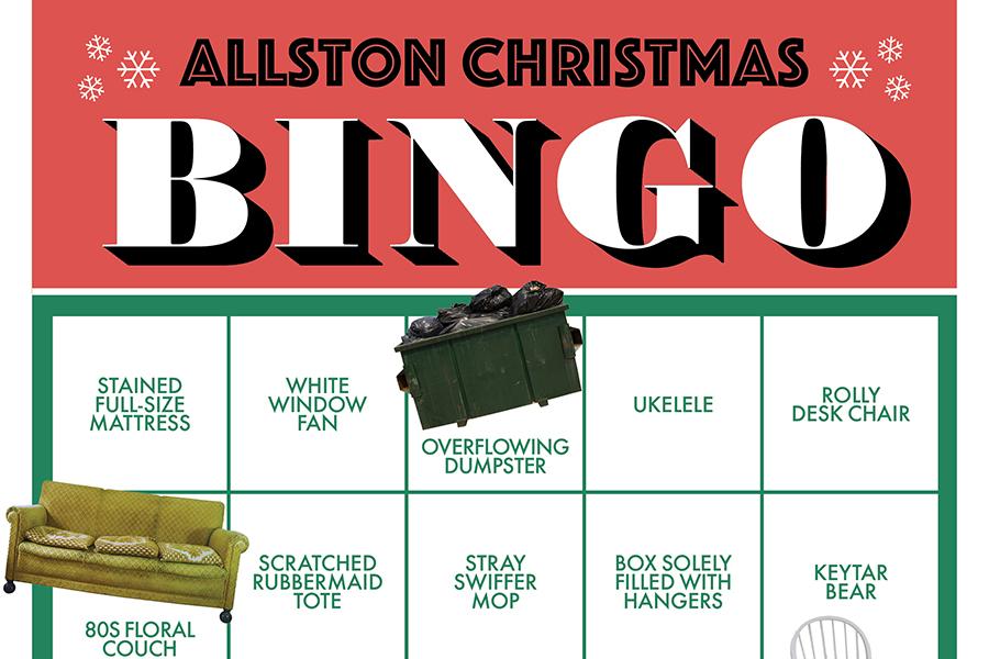 Allston Christmas.It S Time To Play Allston Christmas Bingo