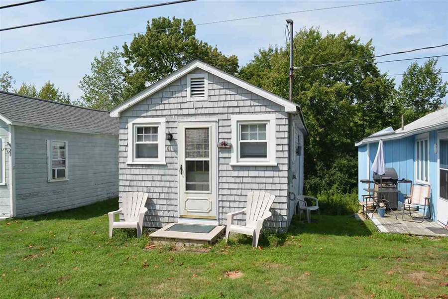 On the Market: An $82,000 Tiny House Near Hampton Beach