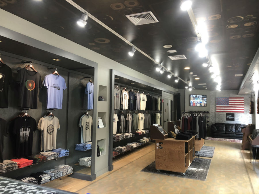 Encore Brings Their Music Inspired Apparel Line To Newbury