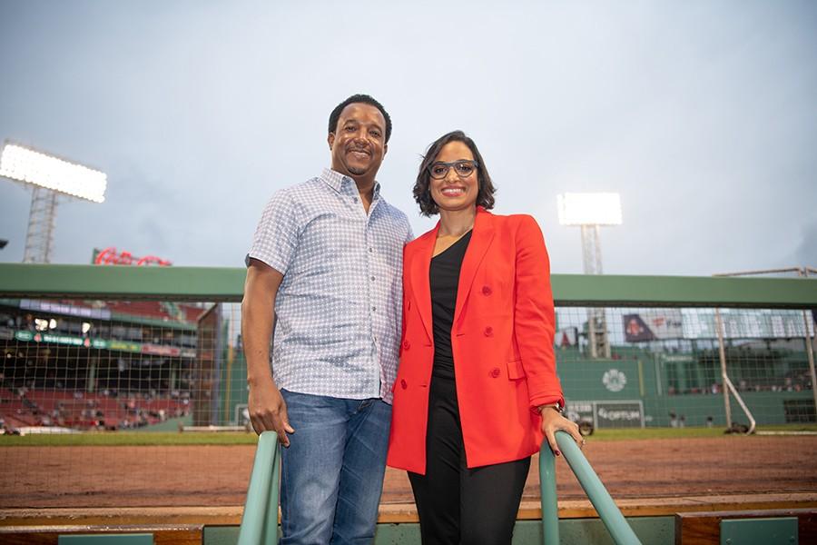 Pedro Martinez Talks Bringing His Charity Gala Back To Boston
