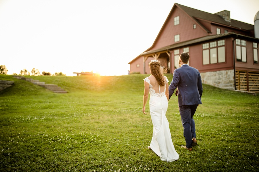 Five Charming New England Barn Venues for a Rustic-Chic Wedding
