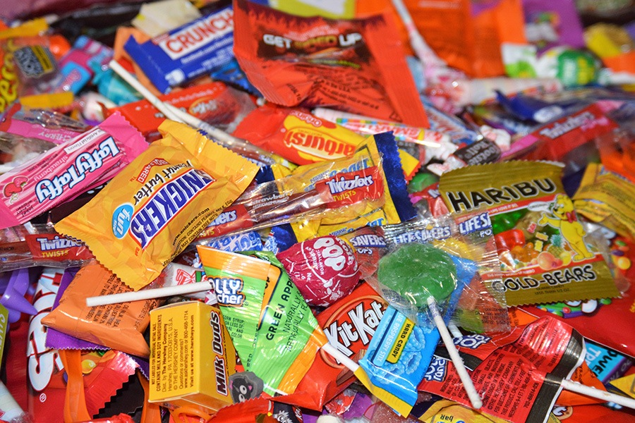 candy restaurant