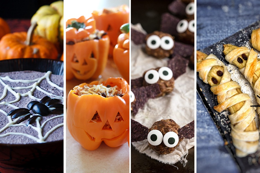 10 Healthy Halloween Recipes To Celebrate The Holiday