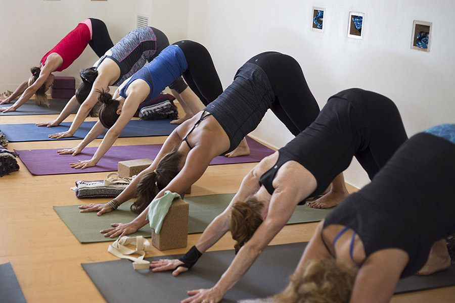 Where To Take A Hot Yoga Class In Boston Right Now