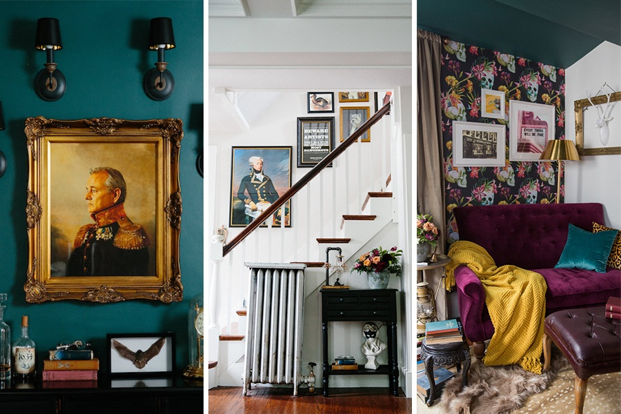 House Tour A Whimsical 18th Century Colonial In Salem