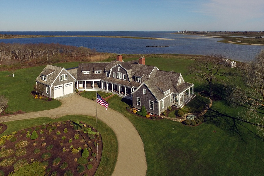 A Nantucket House Became the State's Most Expensive Sale of