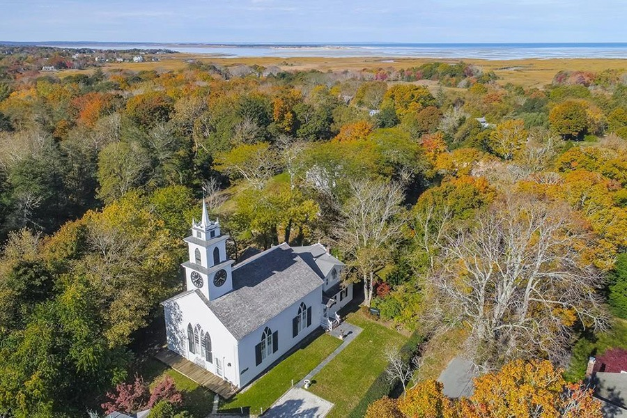 On the Market: A Whimsical Converted Church on the Cape