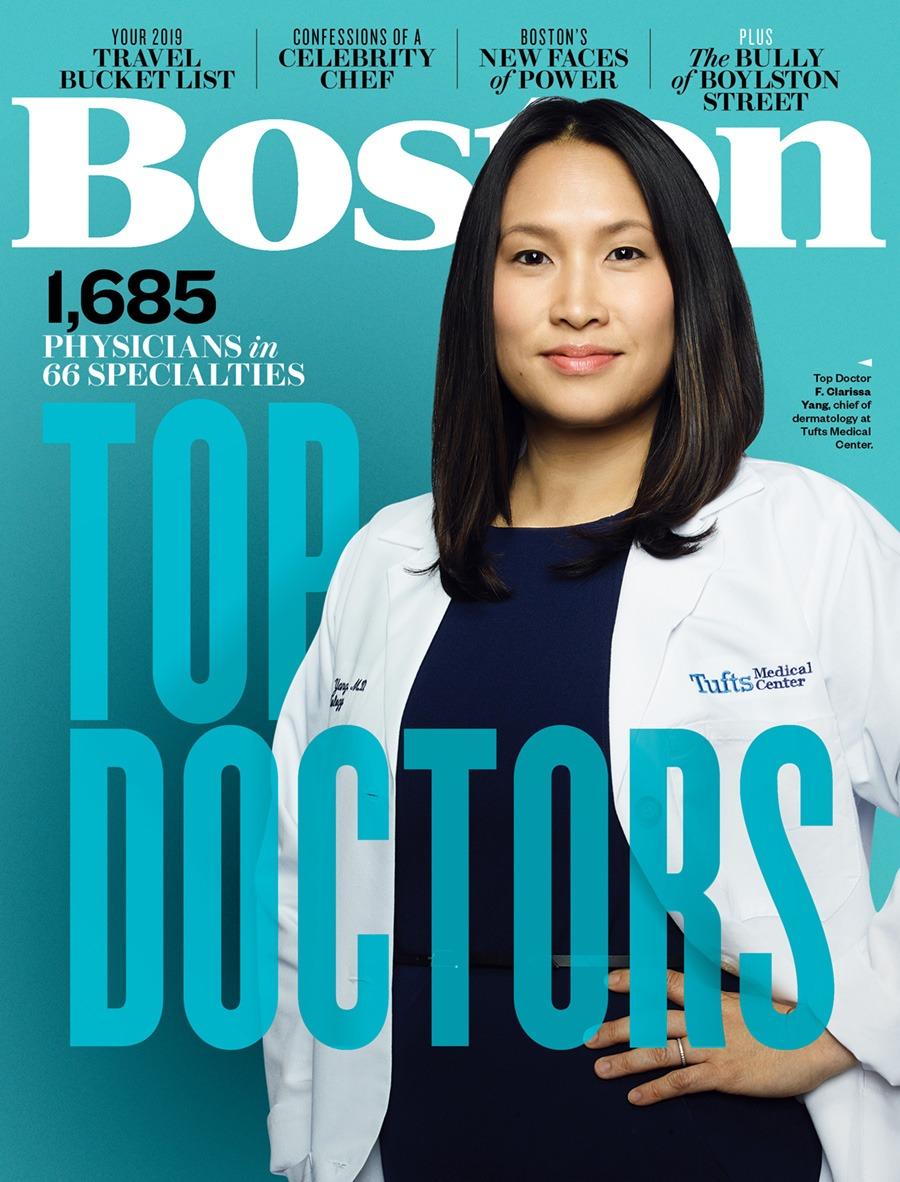 Boston's Best Doctors: Top Docs 2019