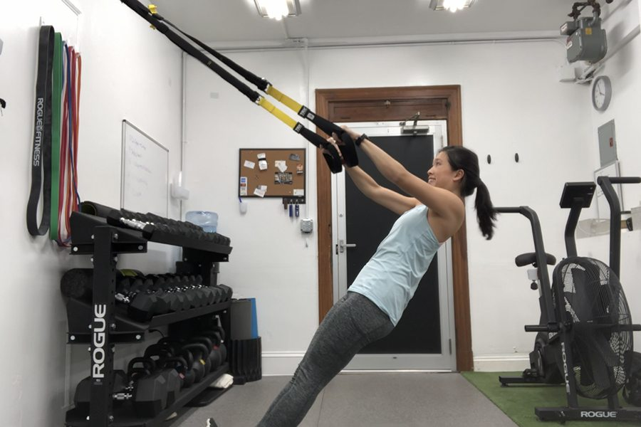 Five Trx Moves You Aren T Doing But Totally Should Be