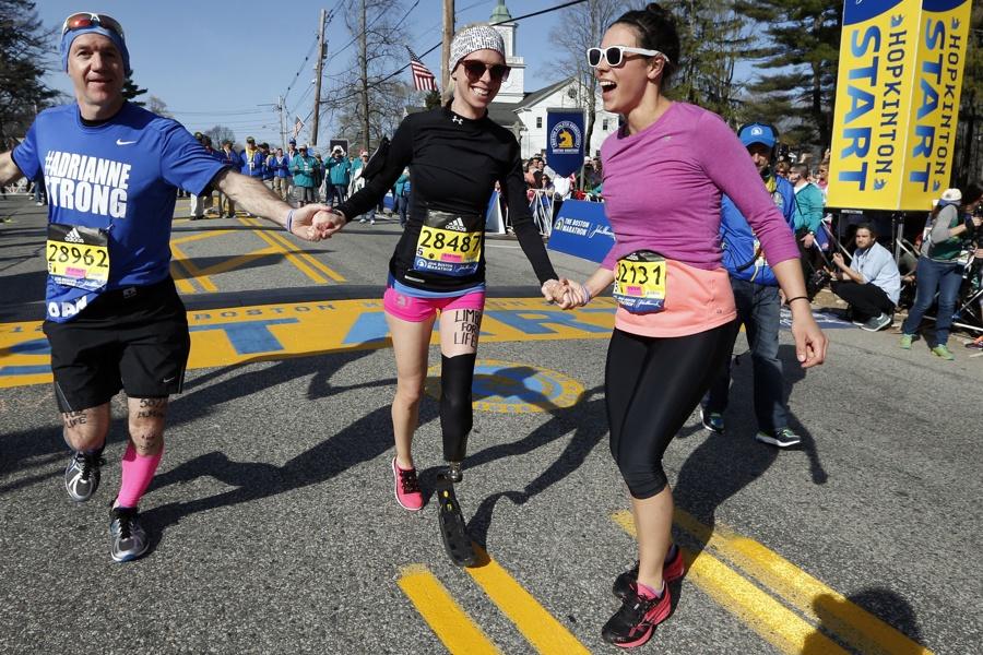 winner of boston marathon 2020