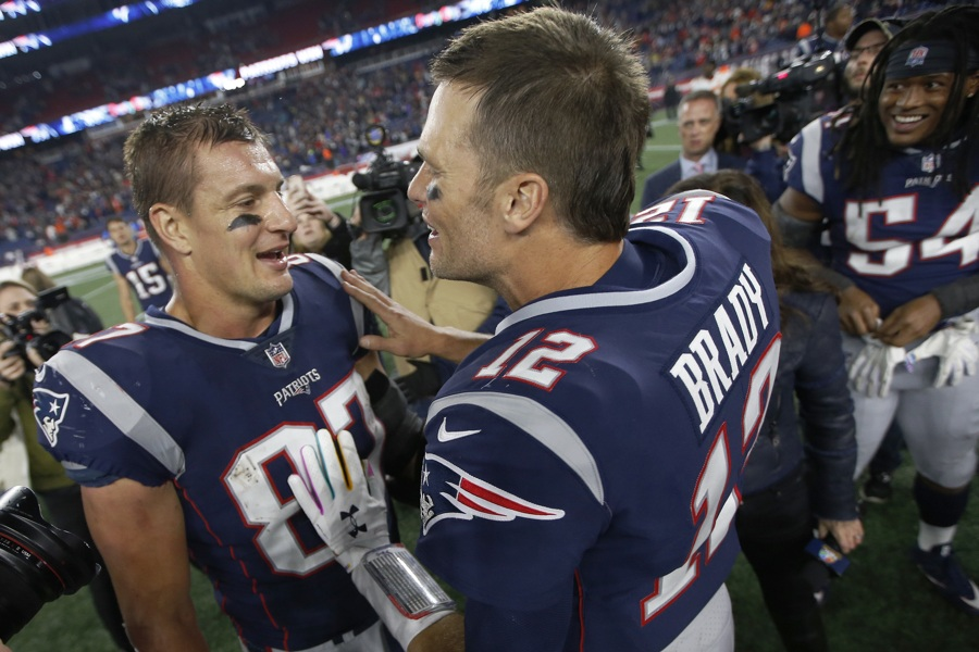 Tom Brady Wants Rob Gronkowski Back as Much as You Do