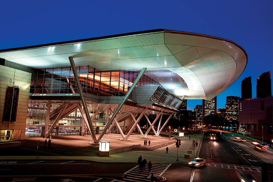 Image result for boston convention and exhibition center
