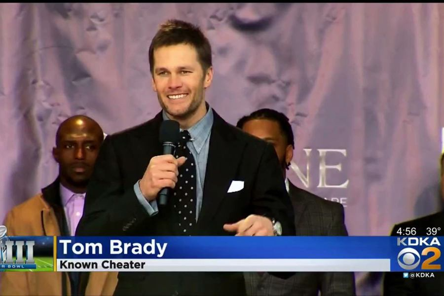 Image result for tom brady known cheater
