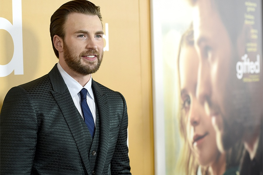 Is Chris Evans' New TV Show Filming in Belmont?