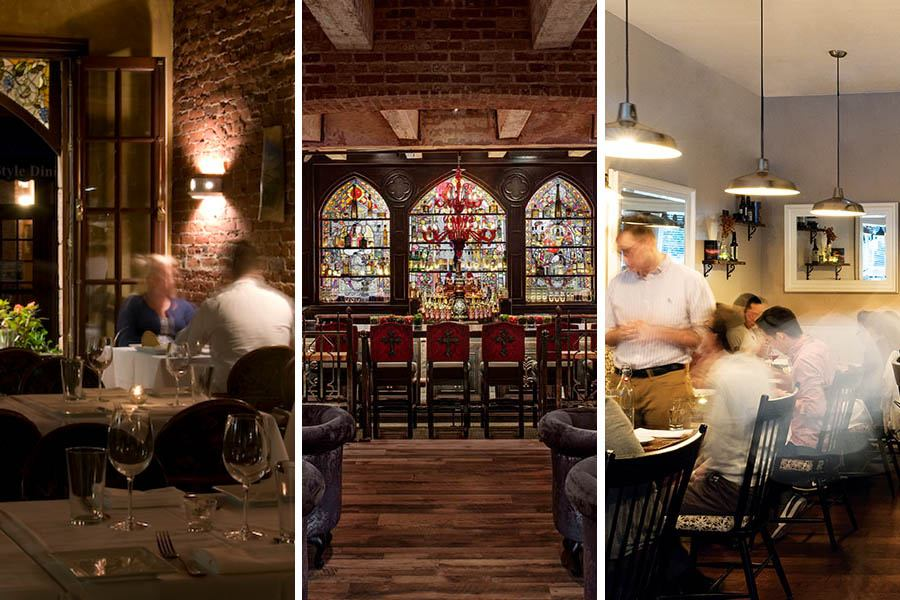 Most Restaurants In Boston
