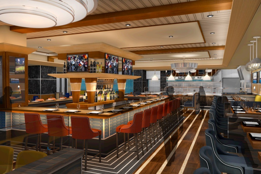 Chef Chris Parsons Will Open The Oyster Club In Downtown Boston