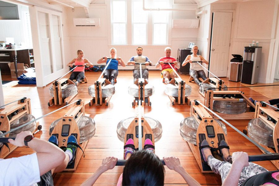 Where to Take Indoor Rowing Classes in Boston